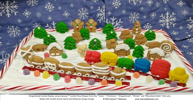 Coolmathgames Com Christmas Ornaments: Gingerbread Spritz (cookie Press) Cookies- Boys, Girls