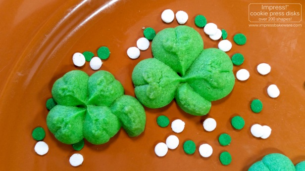 shamrock-four-leaf-clover-cookies-2017-impress-bakeware-llc-spritz-cookie-press-e