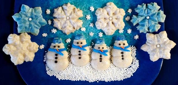 wtm Glazed Shimmering Snowman & Snowflake Cookies cookie press spritz © 2017 Impress! Bakeware, LLC.jpg