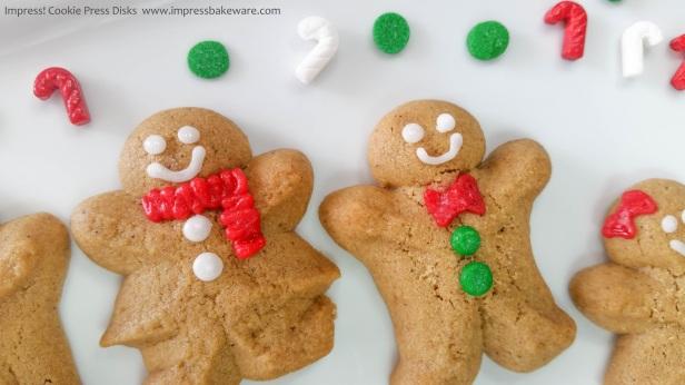 kw Gingerbread Spritz Cookie Boys & Girls cookie press spritz © 2017 Impress! Bakeware, LLC.jpg