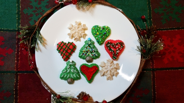 Christmas Is Love Spritz Cookies © 2019 Impress! Bakeware, LLC ya.jpg