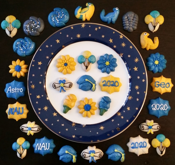 Graduation Spritz Cookies g © Impress! Bakeware, LLC
